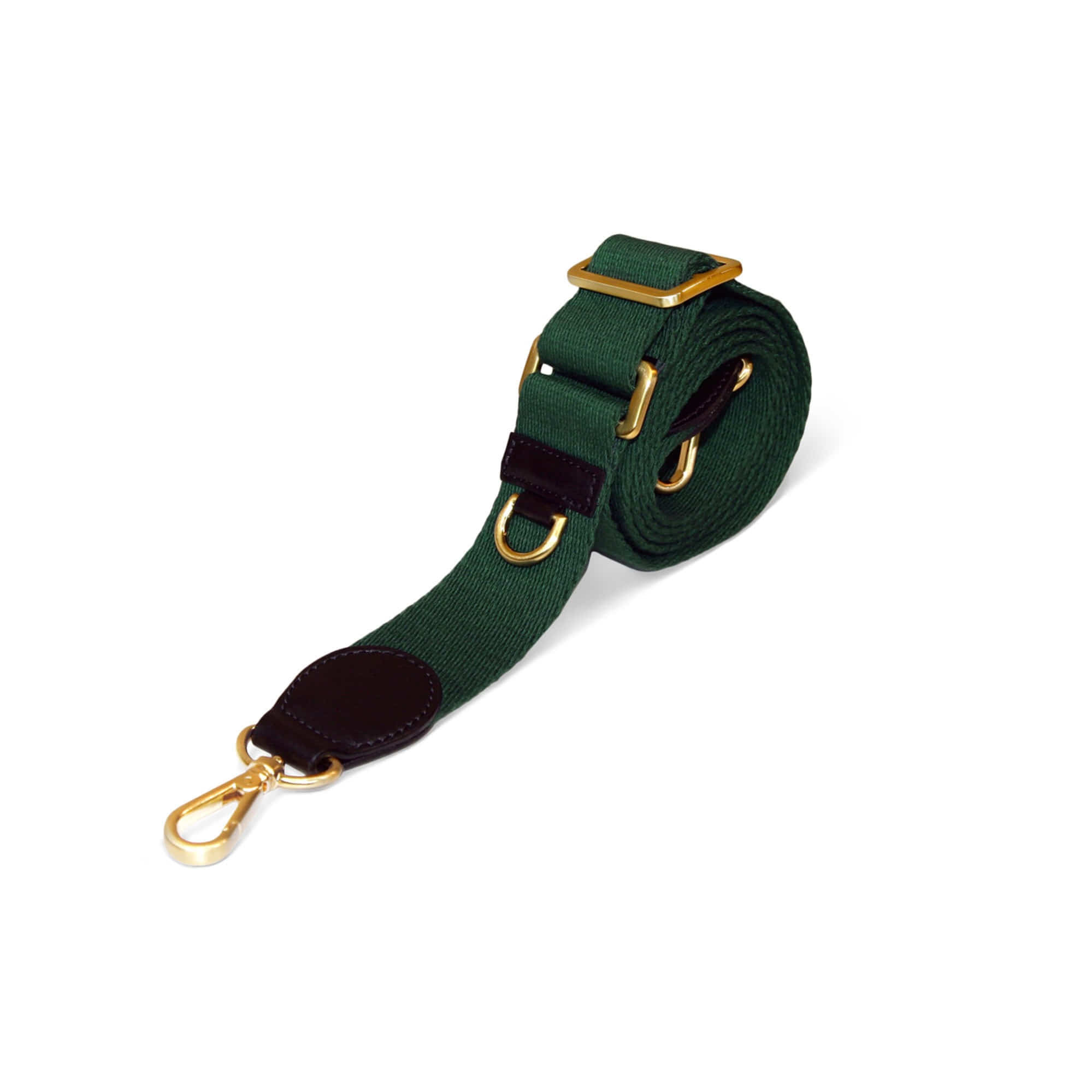 에트알Webbing Strap (dark green)